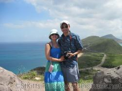 David and Joann on a hill top in St Kitts.jpg