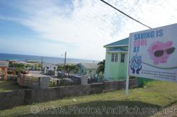 St Kitts Homes and Saving is Cool sign.jpg